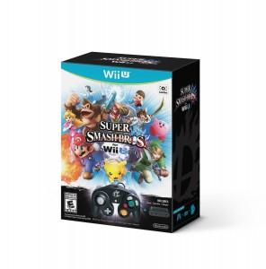 Bundle Wii U Super Smash Bros