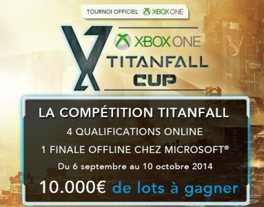 xbox one titanfall cup
