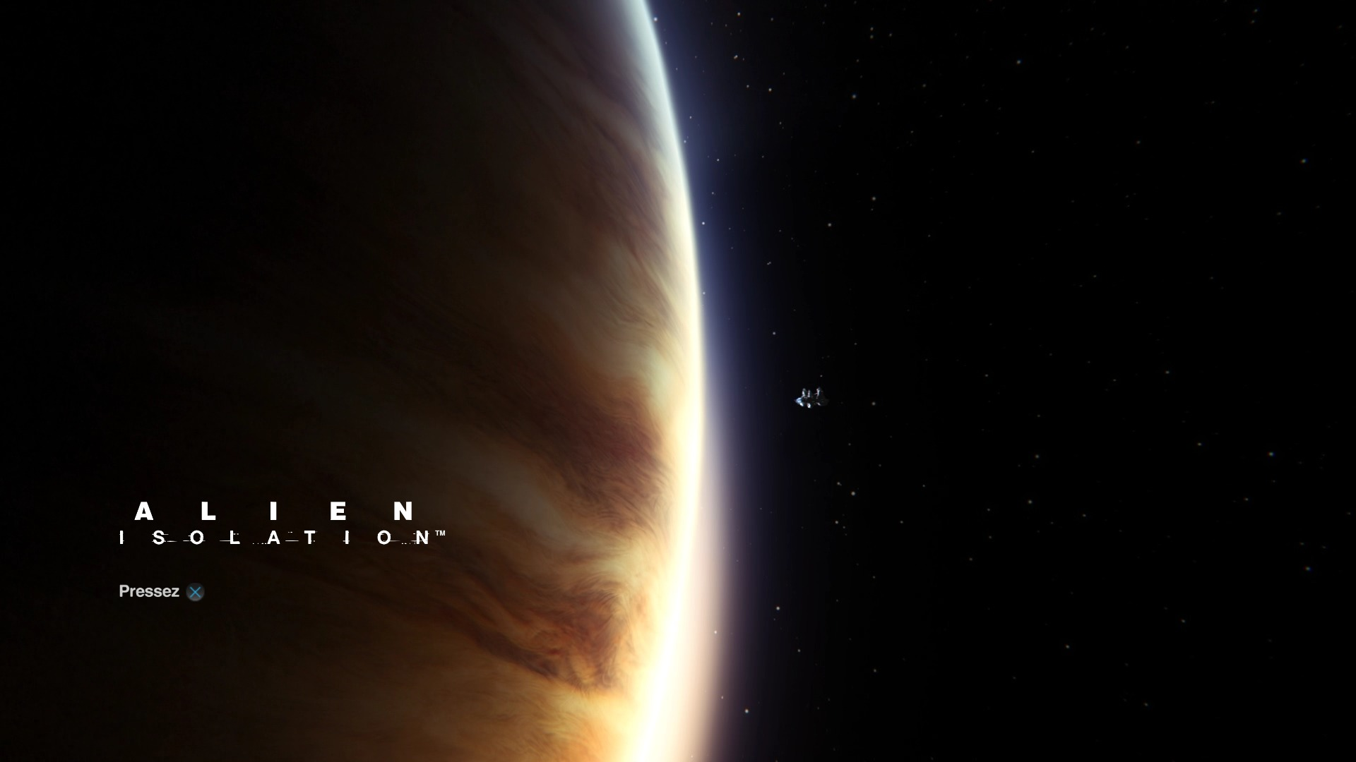 Alien Isolation Titre PS4
