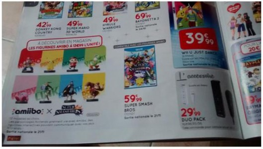 Amiibo catalogue