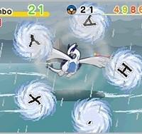 Apprends avec Pokémon à la conquête du clavie Lugia