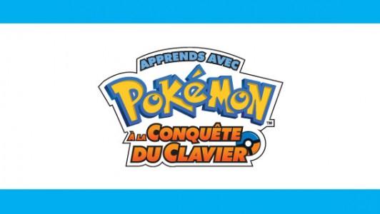 Apprends avec Pokémon à la conquête du clavier Titre