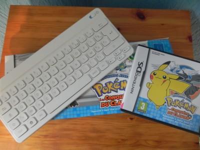 Apprends avec Pokémon à la conquête du clavier bundle