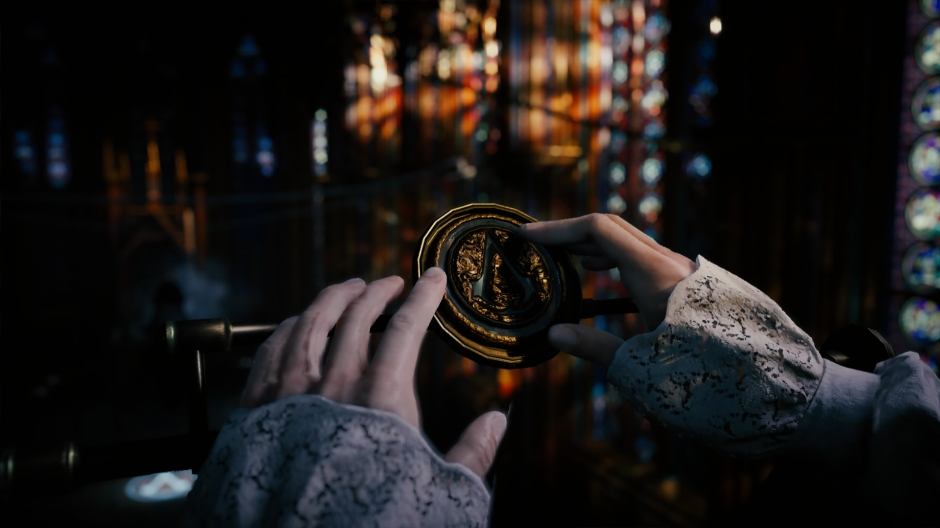 Assassin's Creed Unity - Artefacts