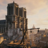 Assassin's Creed Unity, Notre Dame