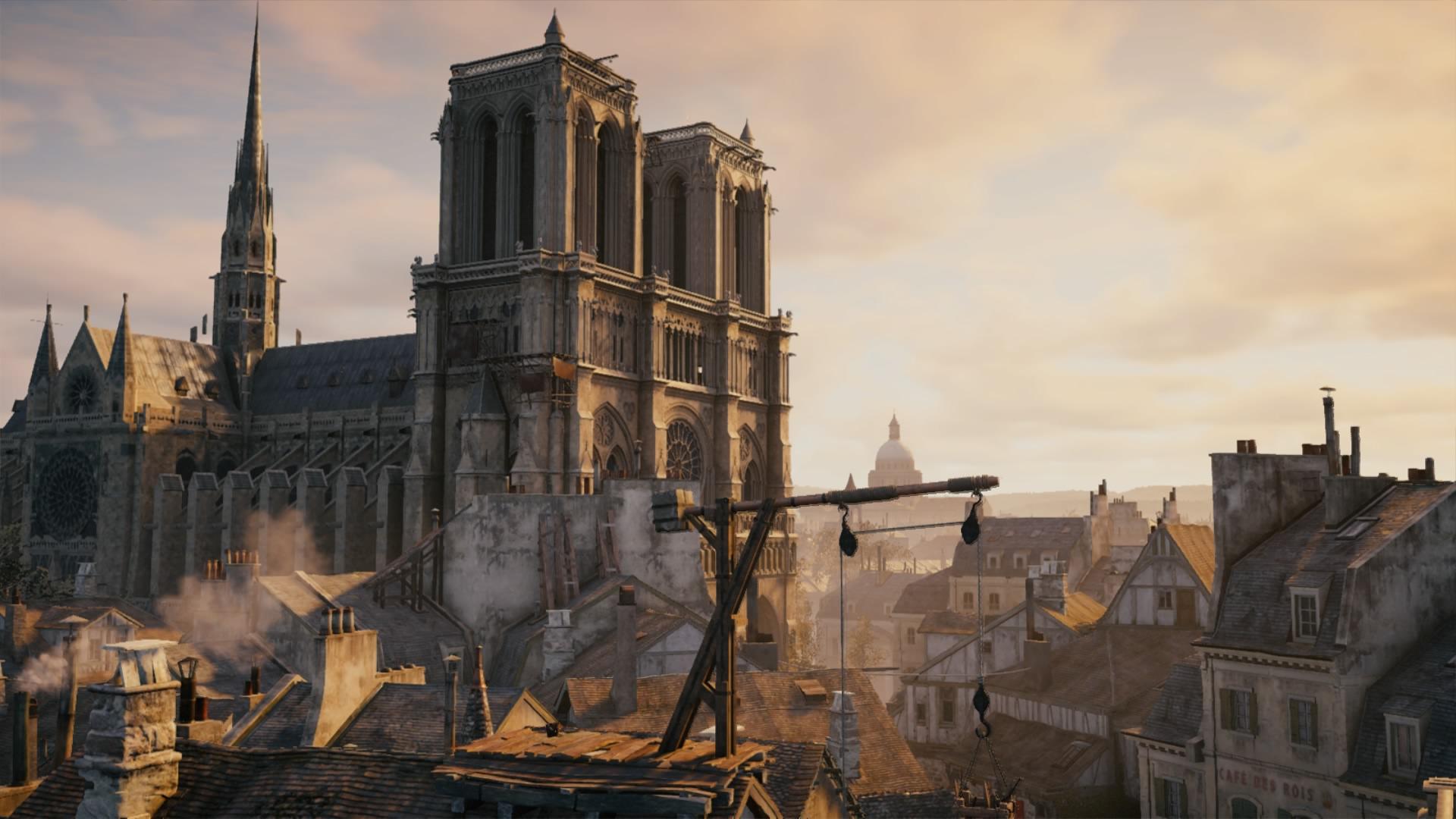 Assassin's Creed Unity - Paris