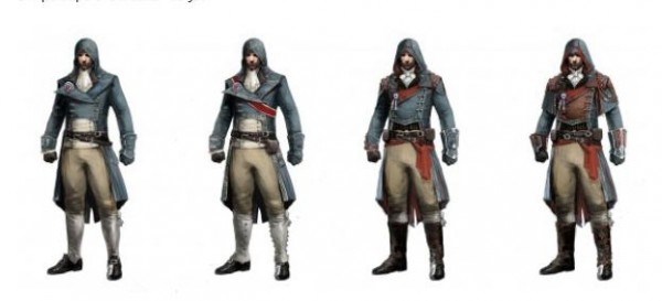 Assassin's Creed Unity l'expo  Arludik Lightningamer (01)
