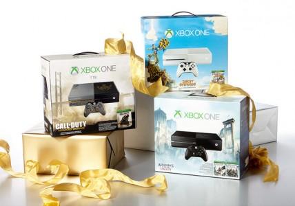 Baisse de prix pour la Xbox One