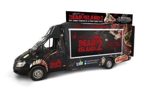 Dead Island 2 FoodTruck