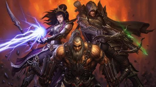 Diablo 3 Personnages principaux