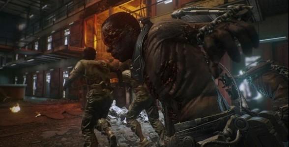 Mode Zombi Call of Duty Advanced Warfare
