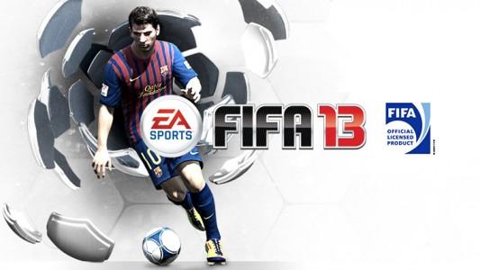FIFA 13 Titre