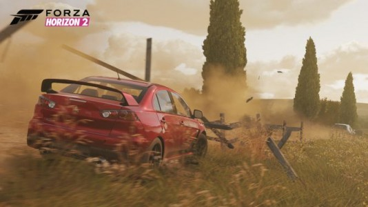 Forza Horion 2 Destruction