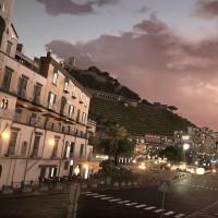 Forza Horizon 2 ville crépuscule