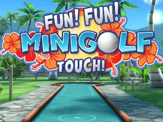 Fun Fun Minigolf Touch