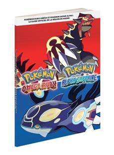 Guide Pokémon Omega Rubis Saphir Alpha