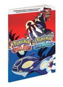 Guides Pokémon Omega Rubis Saphir Alpha