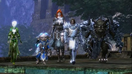Guild Wars 2 Guerrier Guilde