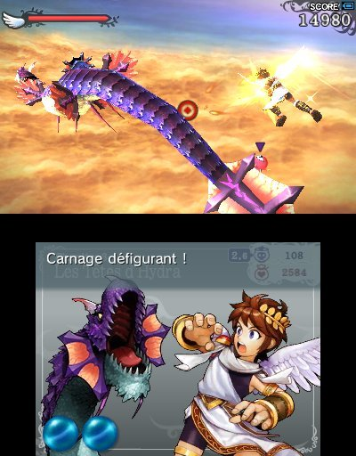 Kid Icarus Uprising Hydre