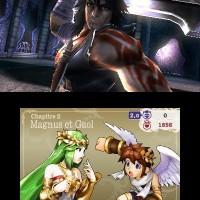 Kid Icarus Uprising Magnus