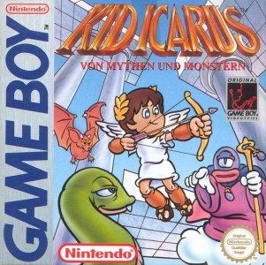 Kid Icarus of Myths and Monsters Titre