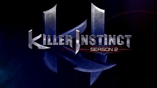 Killer Instinct Saison 2 logo