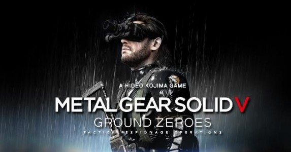 Metal Gear Solid V  Ground Zeros