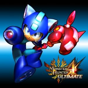 Monster Hunter 4 Ultimate Megaman