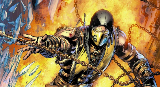 Mortal Kombat X Comics LightninGamer (01)