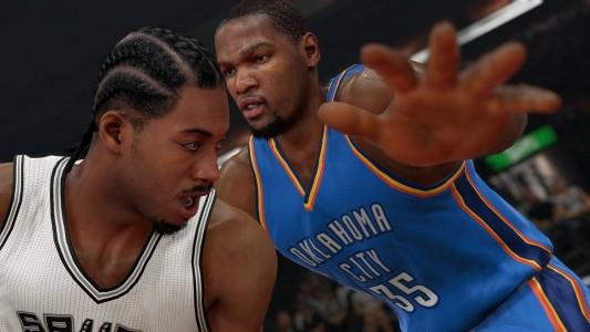 test NBA 2K15