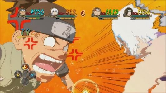 Naruto Shippuden Ultimate Ninja STORM Revolution Iruka
