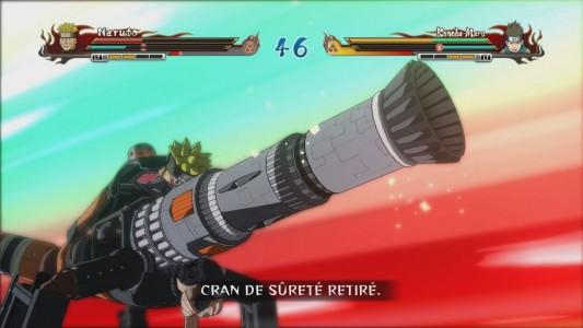 Naruto Shippuden Ultimate Ninja STORM Revolution Mecha-Naruto