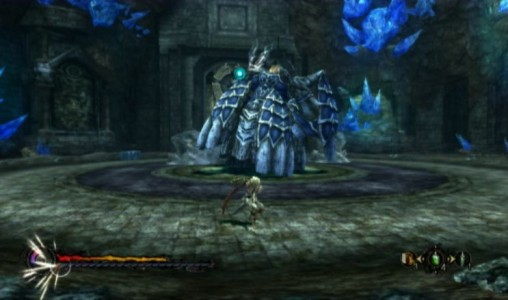 Pandora's Tower Boss