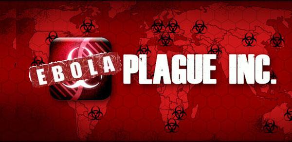 Plague-Inc. Ebola