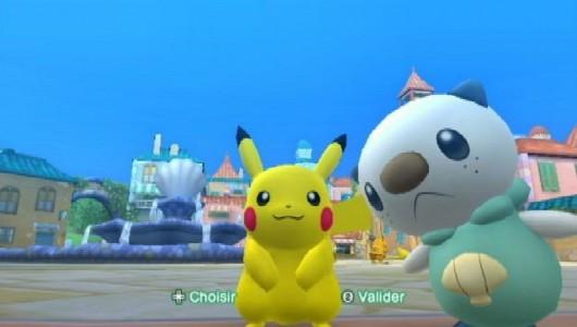 PokéPark 2 le monde des voeux Pikachu