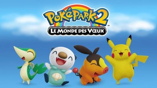 PokéPark 2 le monde des voeux Titre