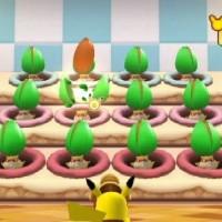 PokéPark 2 le monde des voeux mini-jeu