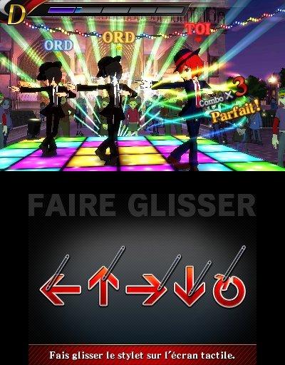 Rhythm Thief et les Mystères de Paris Danse
