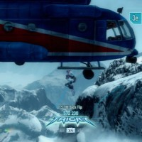 SSX Hélicopter