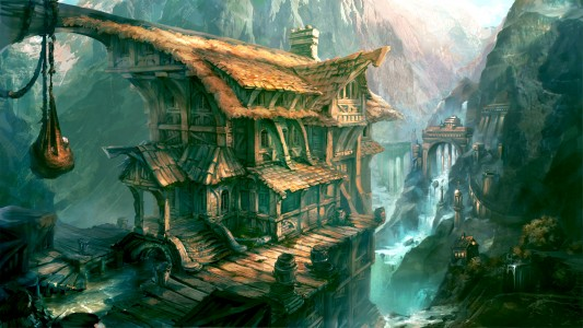 Silence – The Whispered World 2 tableau