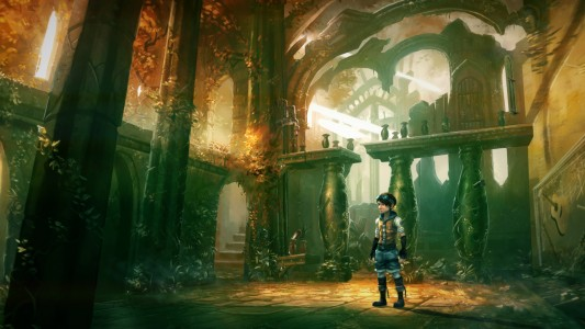 Silence – The Whispered World 2 - portage Xbox One