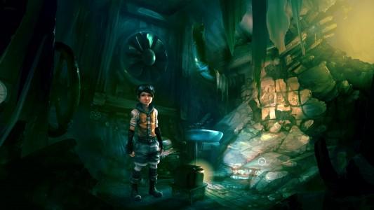 Silence – The Whispered World 2 sortira sur Xbox One sadwick