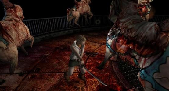Carrousel hanté de Silent Hill 3