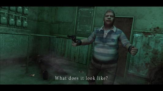 Eddy, boss de Silent Hill 2