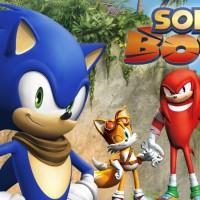 Sonic Boom : Le Cristal Brisé Titre