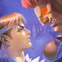 Street Fighter Alpha 2 confrontation