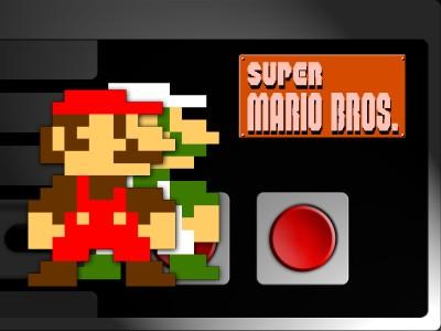 Super Mario Bros. Titre