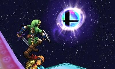 Super Smash Bros. for Nintendo 3DS Ball Smash