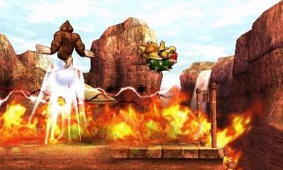 Super Smash Bros. for Nintendo 3DS Désert Geduro