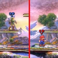 Super Smash Bros. for Nintendo 3DS contour